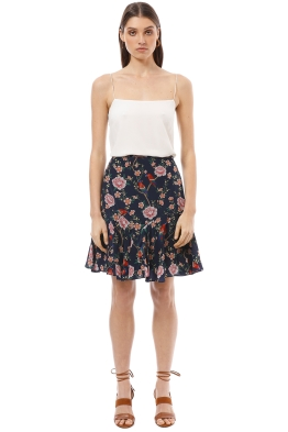 Alannah Hill - Own Wings Skirt - Navy - Front