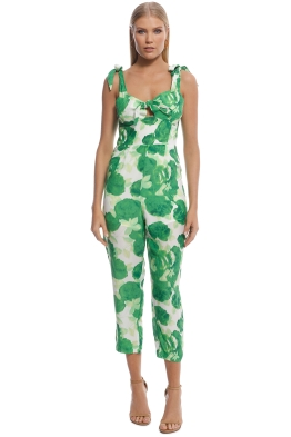 55c72a00c84d Alice McCall - Betty Baby Jumpsuit - Fern - Front