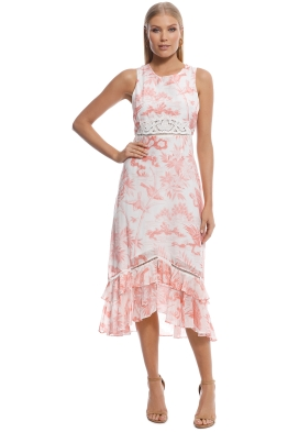 ea5b639ba07 Alice McCall - Bring It All Dress - Blush - Front