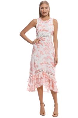155b90547f27 Alice McCall - Bring It All Dress - Blush - Front