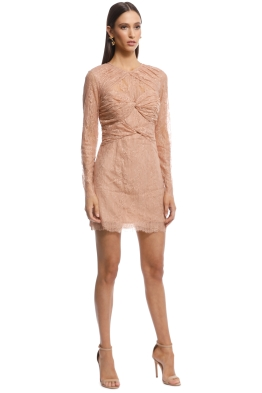 1150a228b40 Alice McCall - Not Your Girl Dress - Blush - Front