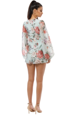 5c480755e0 Alice McCall - One By One Playsuit - Peppermint - Front