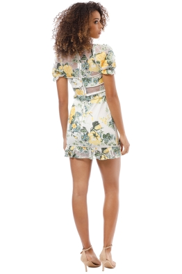 4942e5e5ab7 Alice McCall - So Darling Dress - Sunset - Front
