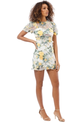 363d66aded0 Alice McCall - So Darling Dress - Sunset - Front
