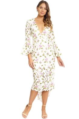 Asilio - Season Upgrade Dress - Floral - Front