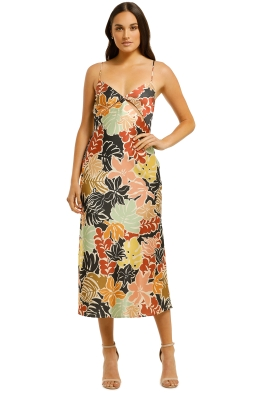 Bec+Bridge-Babelini-Midi-Dress-Floral-Front