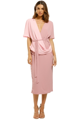 By-Johnny-Reversible-Splice-Drape-Midi-Dress-Blush-Pink-Front