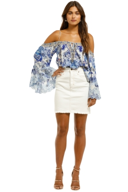Camilla-Drop-Shoulder-Top-Floral-Front