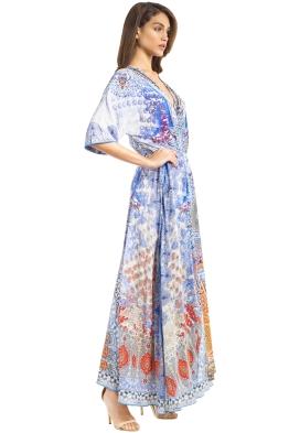 c4d1a5d18c9 Camilla - Dreams Dress - Blue - Front