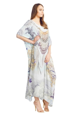 Camilla - Homes of the Deity Kaftan - Front