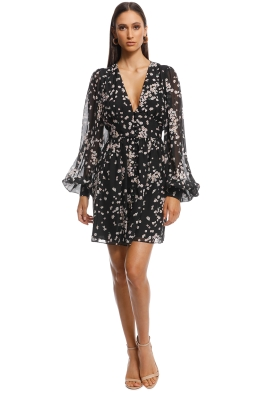Camilla and Marc - Gardin Coat Dress - Floral - Front
