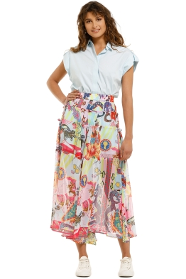 Coop-By-Trelise-Cooper-Thanks-Culotte-Pant-Pink-Print-Front