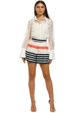 Cooper-By-Trelise-Cooper-Short-It-Out-Short-Multi-Stripe-Front