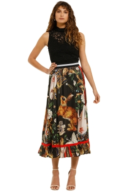 Cooper-By-Trelise-Cooper-Walk-On-The-Wild-Side-Skirt-Black-Rabbit-Print-Front