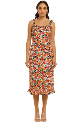 Cooper-St-Let-Go-Midi-Dress-Print-Light-Front