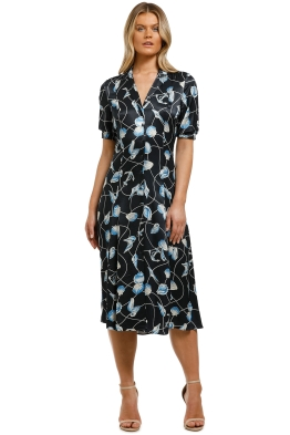 Country-Road-Shell-Print-Dress-Ink-Front