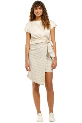 Elliatt-Success-Skirt-Sand-Front