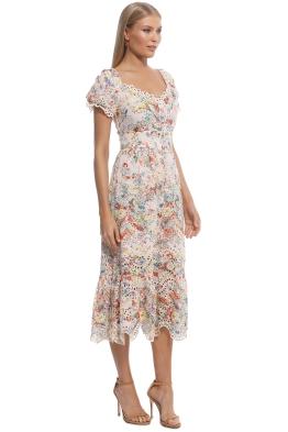 83e98d5a3f Elliatt - Faith Dress - Pink Floral - Front