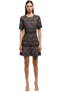 Elliatt - Icon Dress - Floral - Front