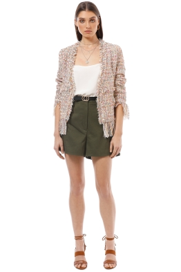 Elliatt - Lillian Jacket - Multi - Front