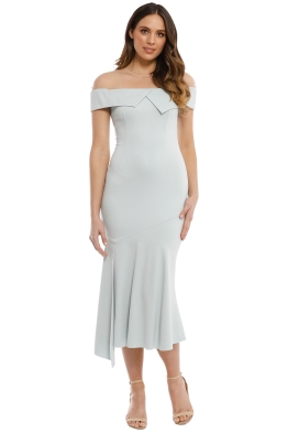 Elliatt - Martini Dress - Mint - Front