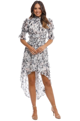 Elliatt - Plasma Dress - Multi - Front
