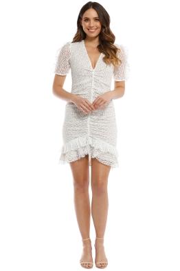 Elliatt - Venice Dress - White - Front
