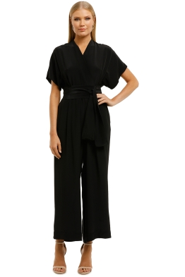 Ginger-and-Smart-Whisper-Jumpsuit-Black-Front
