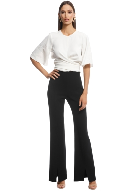Ginger and Smart - Suffuse Pants - Black - Front