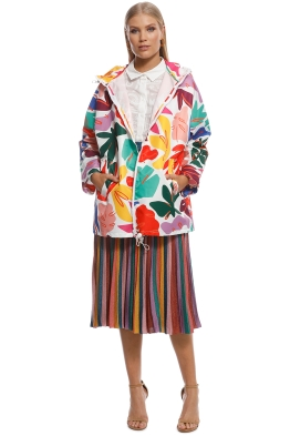 Gorman - Frondly Face Raincoat - Front