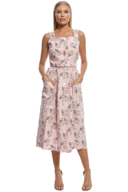 Gorman - Ladyfingers Skirt - Pink - Front