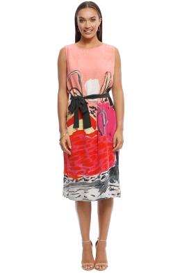 Gorman - Scape Dress - Print - Front