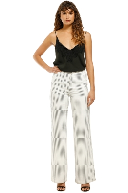Grace-Willow-Amity-Pant-Spot-Print-Front