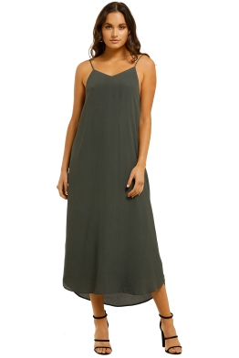 Grace-Willow-Andrea-Dress-Thyme-Front