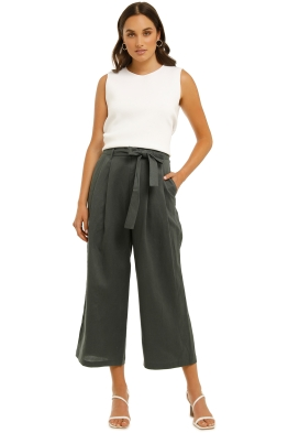 Grace-Willow-Waverley-Pant-Thyme-Front