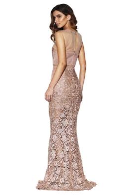Grace & Hart - Renaissance Gown - Blush - Front