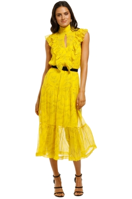 Husk-Mirage-Dress-Gold-Front