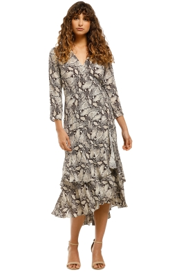 Husk-Serpentine-Dress-Snake-Print-Front