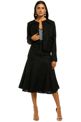 Keepsake-the-Label-Alcazar-Blazer-Black-Front