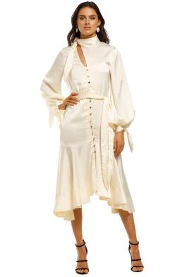 Keepsake-the-Label-Ironic-Midi-Dress-Creme-Front