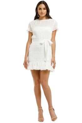 Keepsake-The-Label-Naive-Mini-Dress-Porcelain-Front