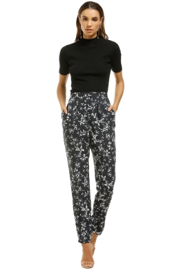 Keepsake-The-Label-Watcher-Pant-Navy-Floral-Front