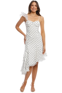 Keepsake the Label - Limits Dress - Ivory - Front