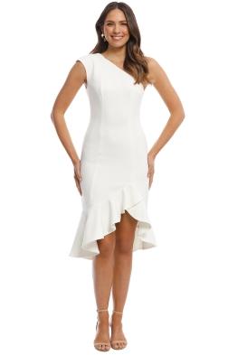 Keepsake the Label - Mirrors Dress - Ivory - Front
