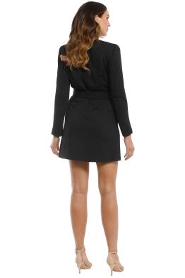 b61655ecfd Kookai - Edwina Blazer Dress - Black - Front