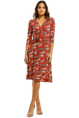 Leona-Edmiston-Big-Cats-Dress-Print-Jersey-Front