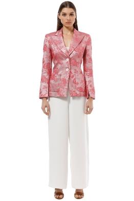 Manning Cartell - Kyoto Blazer - Pink - Front