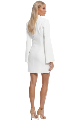 acdeb3d27dd3 Misha Collection - Ariel Blazer Dress - Ivory - Front