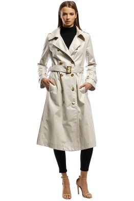 Moss-and-Spy-Poirot-Trench-Beige- Front A