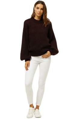 Nobody-Denim-Parisienne-Knit-Merlot-Front